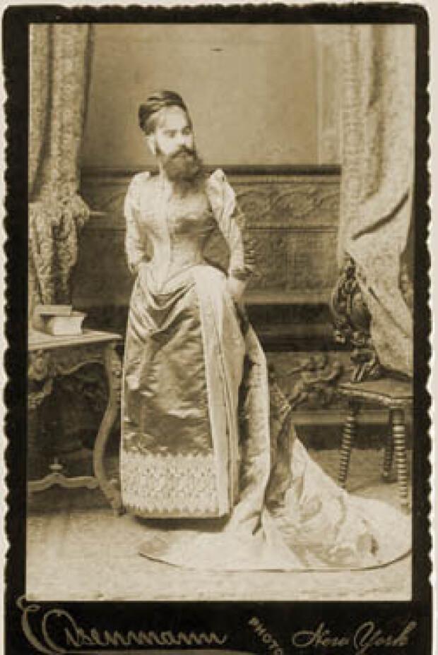 Domnisoara Clofullia
