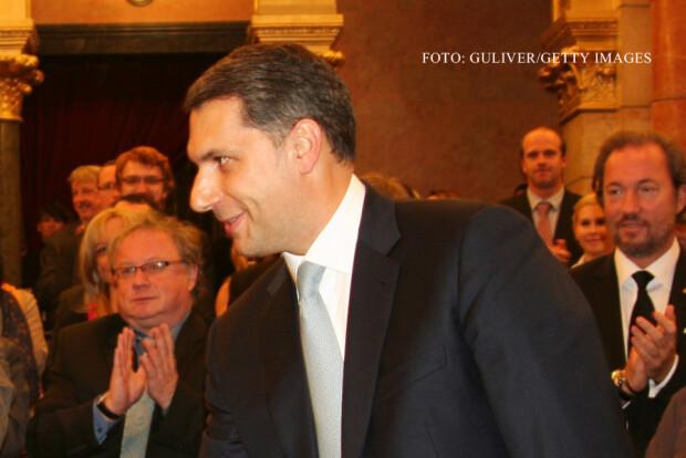 Janos Lazar, ministru maghiar FOTO: GETTY IMAGES