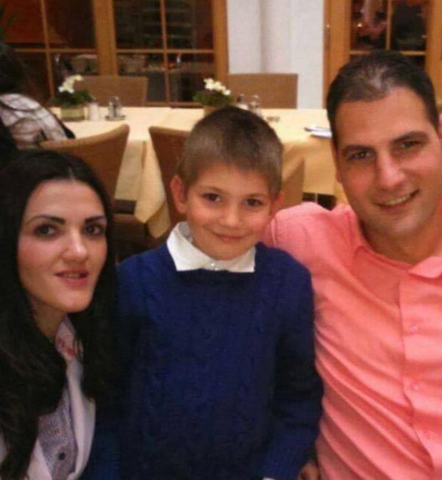 familie de romani