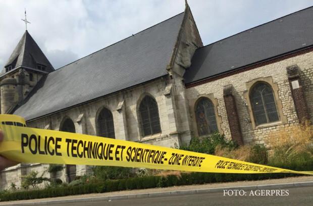 Biserica din Saint-Etienne-du-Rouvray