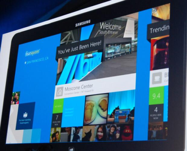 Microsoft Build 2013 - 4