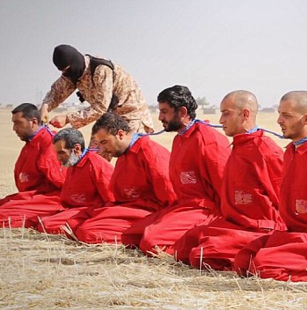 ISIS, executii - 2