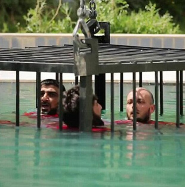 ISIS, executii - 6