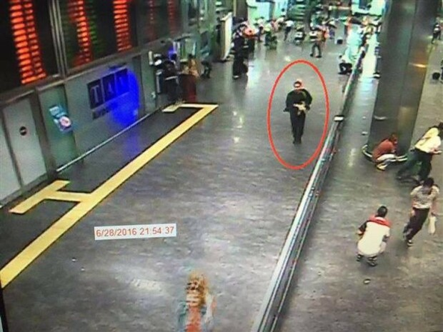 Terorist Turcia