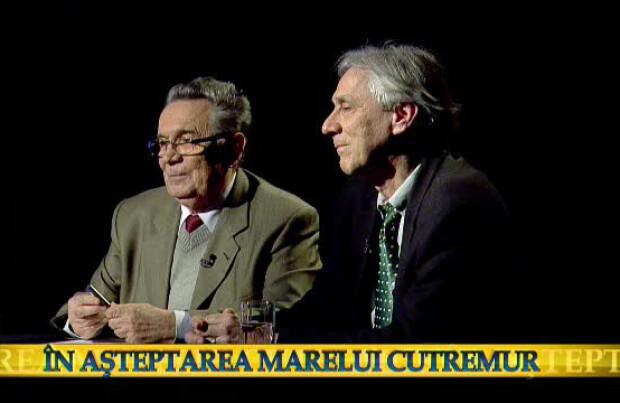 Marmureanu si Radulian la dupa 20 de ani