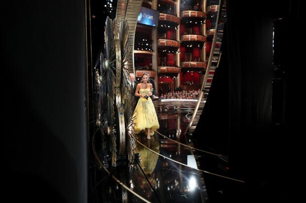 Momente inedite din culisele Premiilor Oscar 2016 - 3