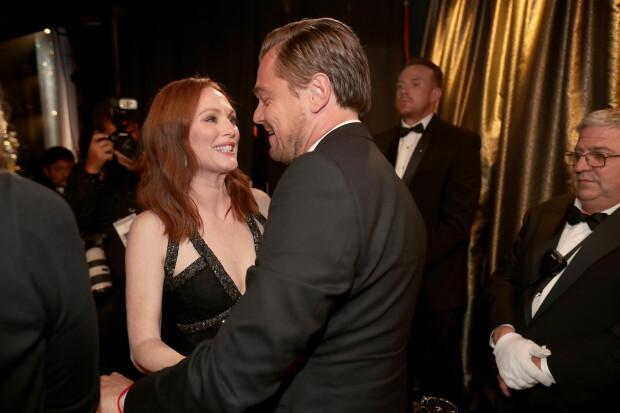 Momente inedite din culisele Premiilor Oscar 2016 - 9