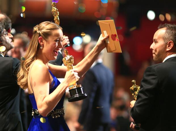 Momente inedite din culisele Premiilor Oscar 2016 - 10