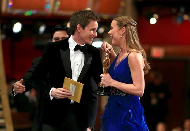 Momente inedite din culisele Premiilor Oscar 2016 - 11