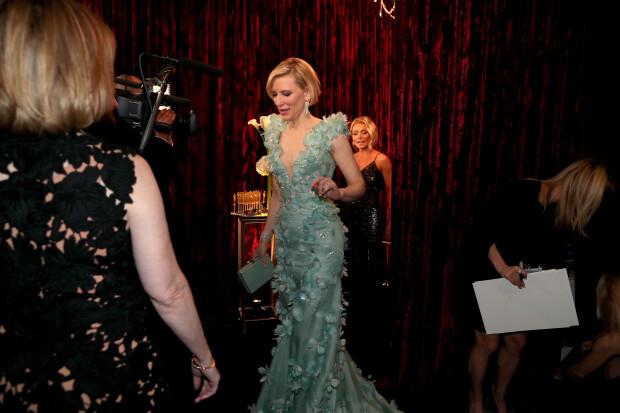 Momente inedite din culisele Premiilor Oscar 2016 - 12