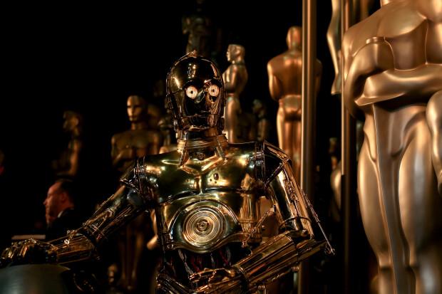 Momente inedite din culisele Premiilor Oscar 2016 - 13