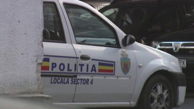 masina politie locala