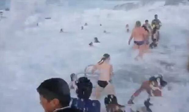 piscina ocean