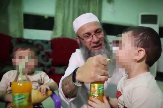 copii Statul Islamic
