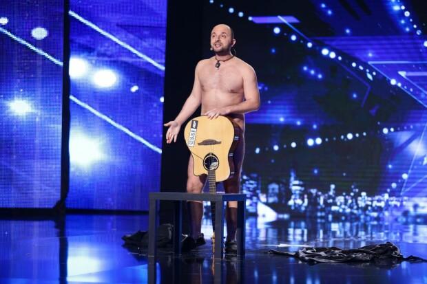 Marius Gheorghiu Romanii au talent
