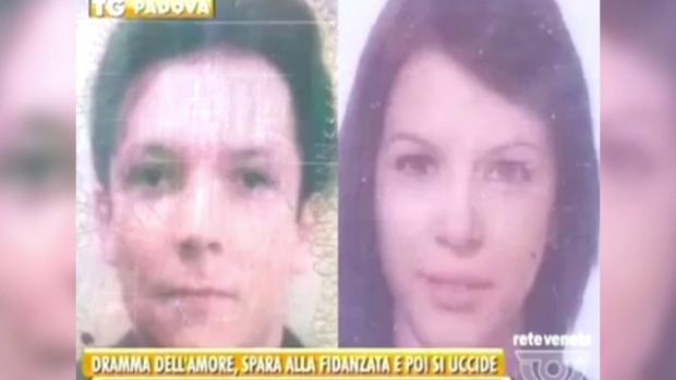 romanca ucisa in Italia