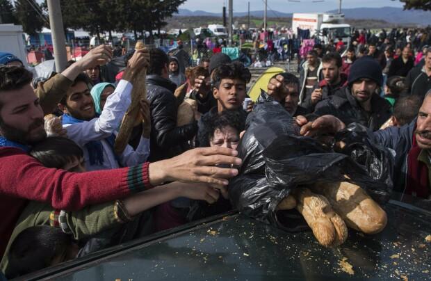 migranti, grecia, agerpres - 2