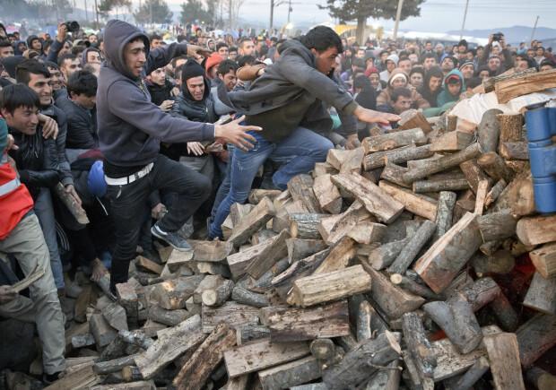 migranti, grecia, agerpres - 4