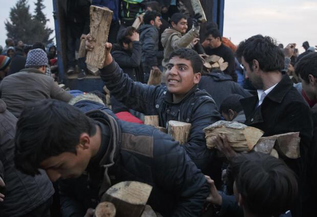 migranti, grecia, agerpres - 5