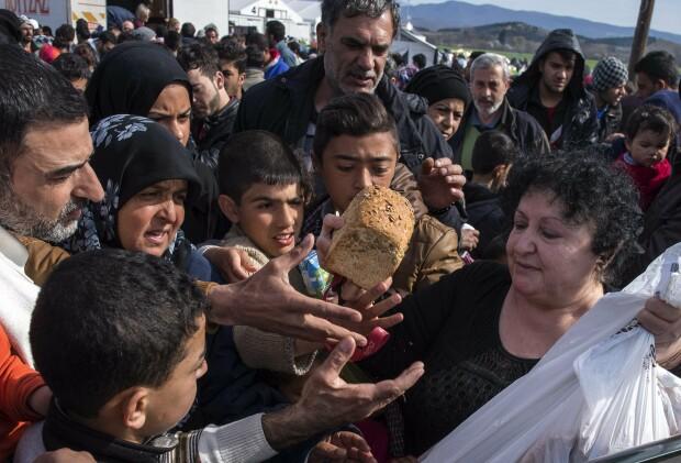 migranti, grecia, agerpres - 6