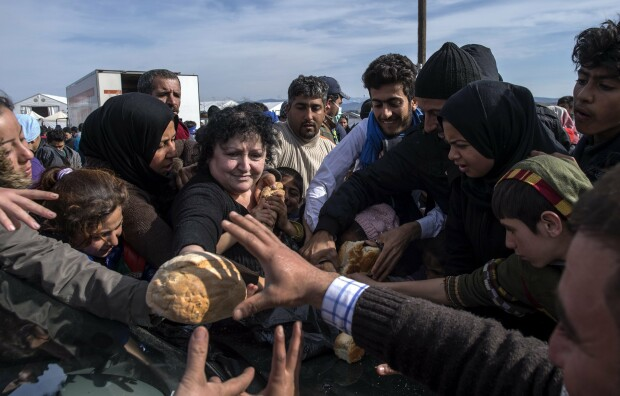 migranti, grecia, agerpres - 8