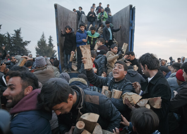 migranti, grecia, agerpres - 9