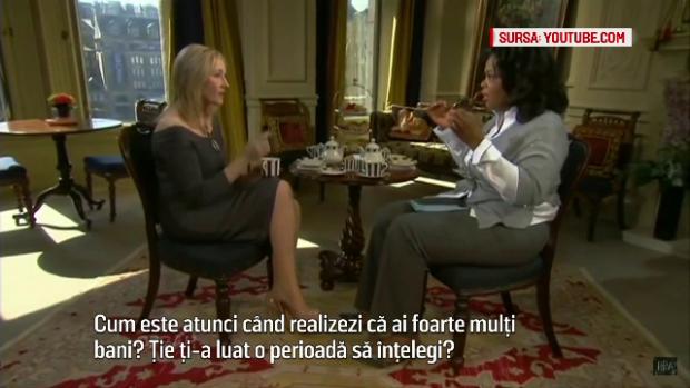 Rowling Oprah