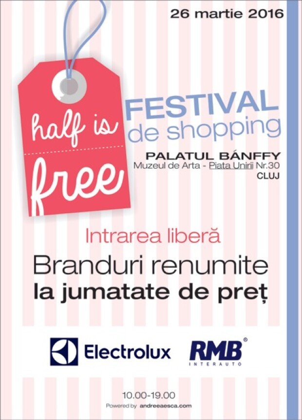 Half is Free, martie, Cluj