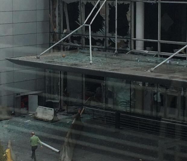 explozie aeroport Bruxelles