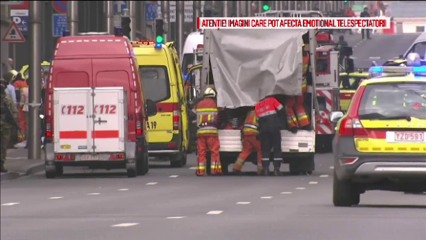 atentat Bruxelles
