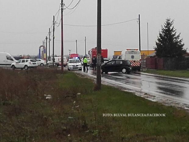 accident Dimieni - Balotesti
