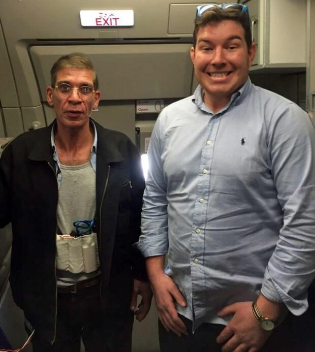 poza avion