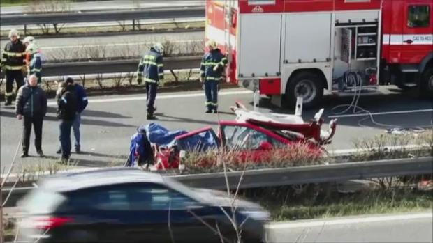 accident Cehia