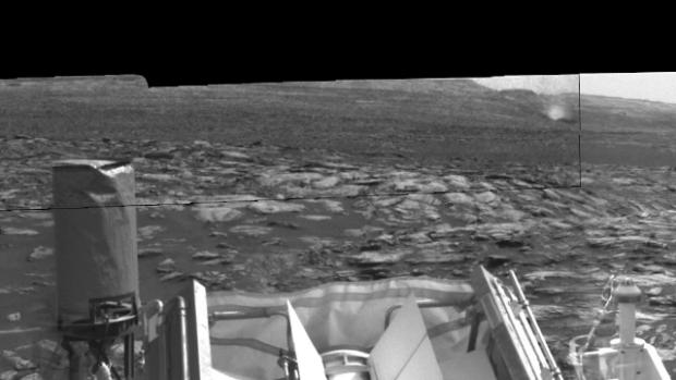 vartejuri de praf pe Marte