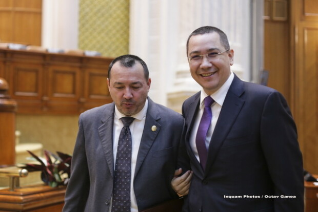 Catalin Radulescu, Victor Ponta