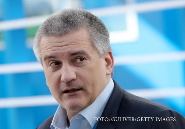 Serghei Aksionov, premierul Crimeei