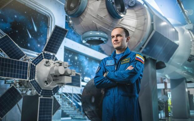 cosmonaut rus