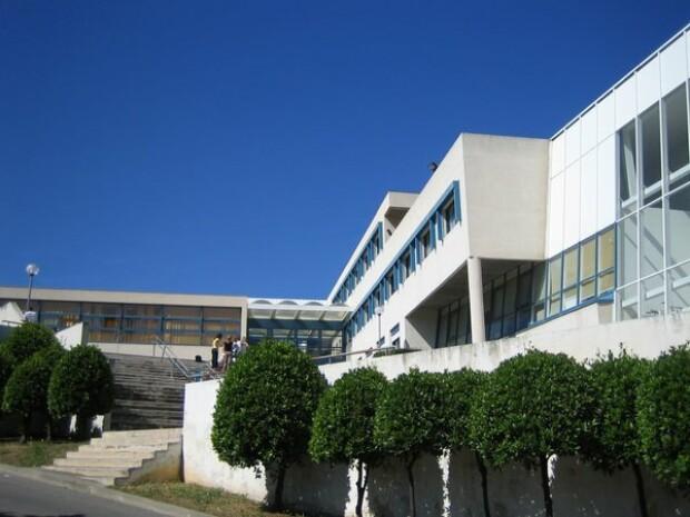 liceul Tocqueville din GRasse