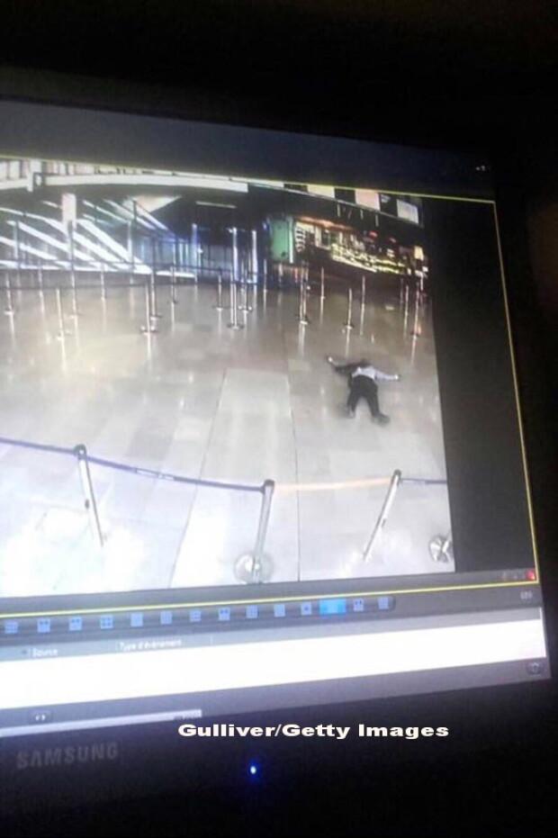 Suspect impuscat pe aeroportul Orly