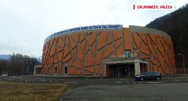 Centrul de Conventii Calimanesti