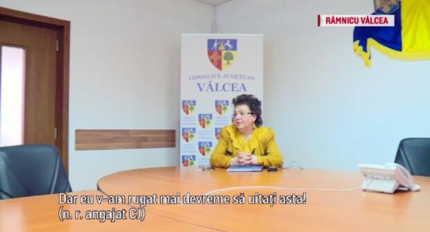 Carmen Alexandrescu, director de investitii CJ Valcea