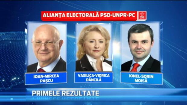 Rezultate Alegeri PSD 3