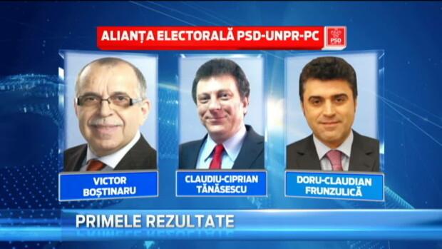 Rezultate Alegeri PSD 4