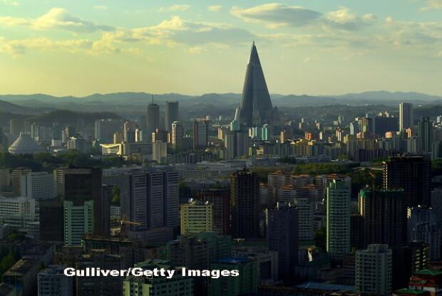 Hotelul Ryugyong