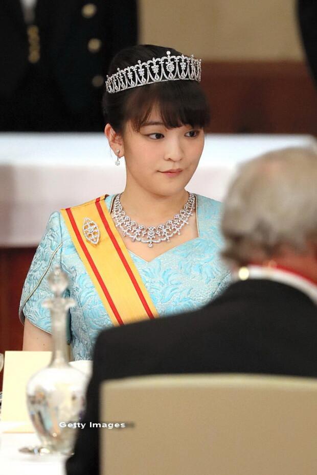 Printesa Mako - Getty