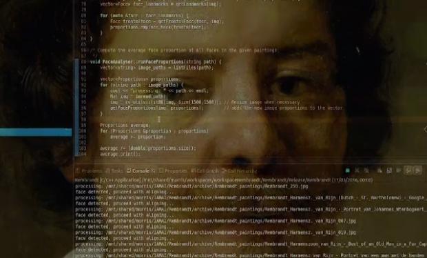 Rembrandt pe calculator