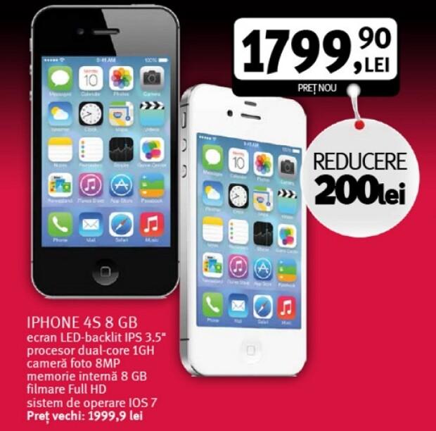 iPhone redus
