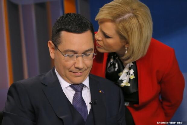 Klaus Iohannis, Victor Ponta - 4