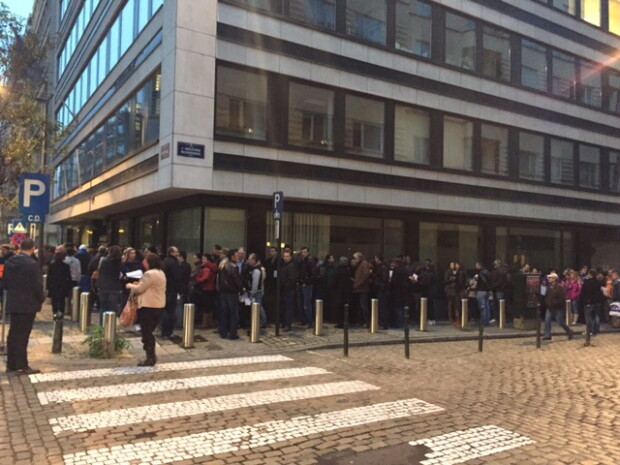vot Bruxelles