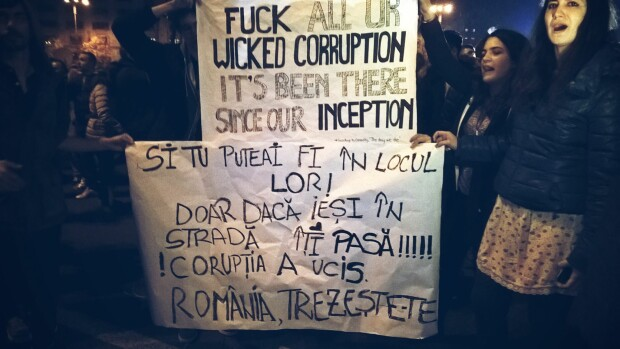 pancarta protest